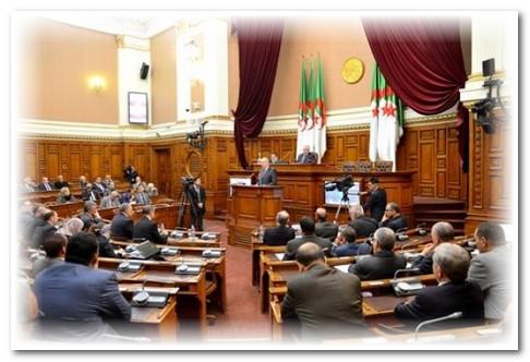 البرلمان الجزائري يفتتحُ جلساته باستفزاز المغاربة