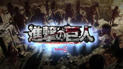 Shingeki no Kyojin 2 Subtitle Indonesia [Batch]