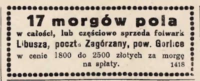 Libusza 1929