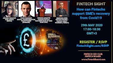 How can Fintechs support SME's recovery from COVID19 - 4th Online Global Fintech Meeting