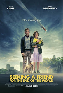 Seeking a Friend For The End of The World 2012 Dual Audio Hindi 480p BluRay [450MB] ESubs