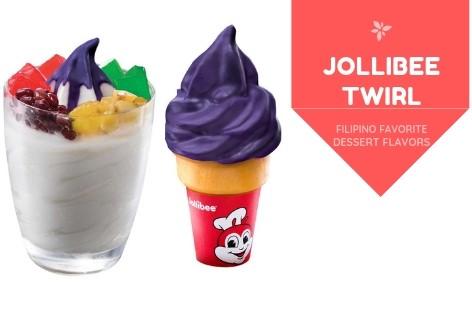 Jollibee Twirl