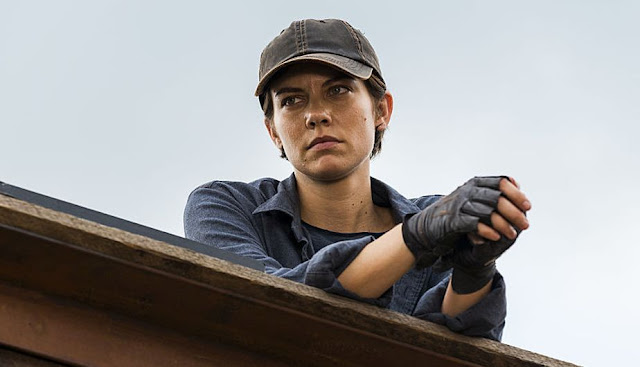 "Maggie 7x08 ""Hearts Still Beating"" de 'The Walking Dead'"