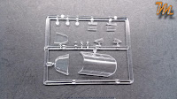 Hawker Hurricane MkIIc, 1/32 Fly models 32012 -  inbox review - clear parts