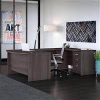 Bush Studio C U Shaped Desk