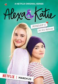 Download Alexa & Katie Season 1 Hindi Dual Audio 480p WEB-DL