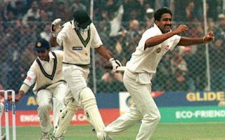 India vs Pakistan 2nd Test 1999 Highlights