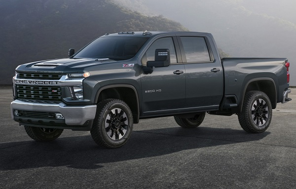 Chevrolet Silverado Heavy Duty 2020