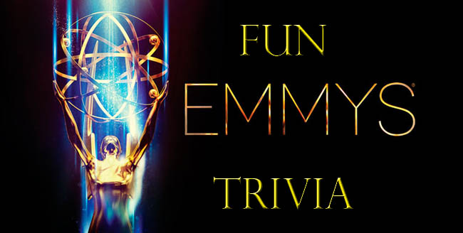 Quality matters: Emmy winners & Trivia #AtoZChallenge