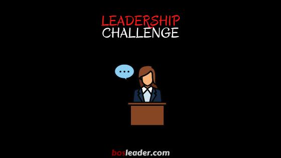 Leader Challenges