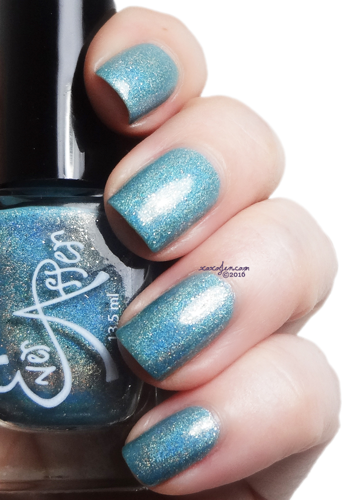 xoxoJen's swatch of Ever After A Whole New World With You