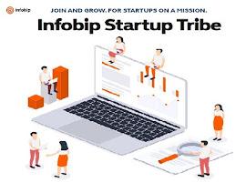 infobip startup tribe - new global startup program