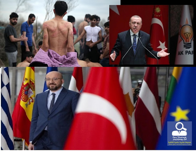 اردوغان يطالب بمزيد من الدعم من الناتو فهل سيهاجم الأكراد مجدداً؟