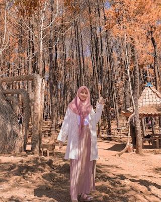 Gaya Hijab Kekinian
