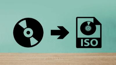 Cara Mengubah CD/DVD Menjadi File ISO dengan CDBurnerXP