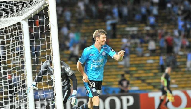 belgrano de cordoba 3 sarmiento de junin 0 - gol de mario bolatti - imagenes 2016
