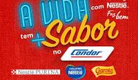 Promoção A Vida com Nestlé tem mais Sabor no Condor