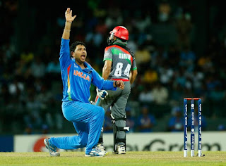 India vs Afghanistan 3rd Match ICC World T20 2012 Highlights