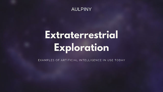 Extraterrestrial Exploration