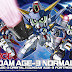 SD Gundam AGE-3 Normal, Fortress and Orbital official images updated July 4, 2012