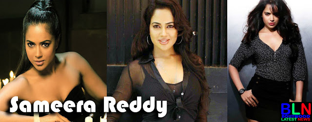 sameera reddy Left Bollywood After Marriage