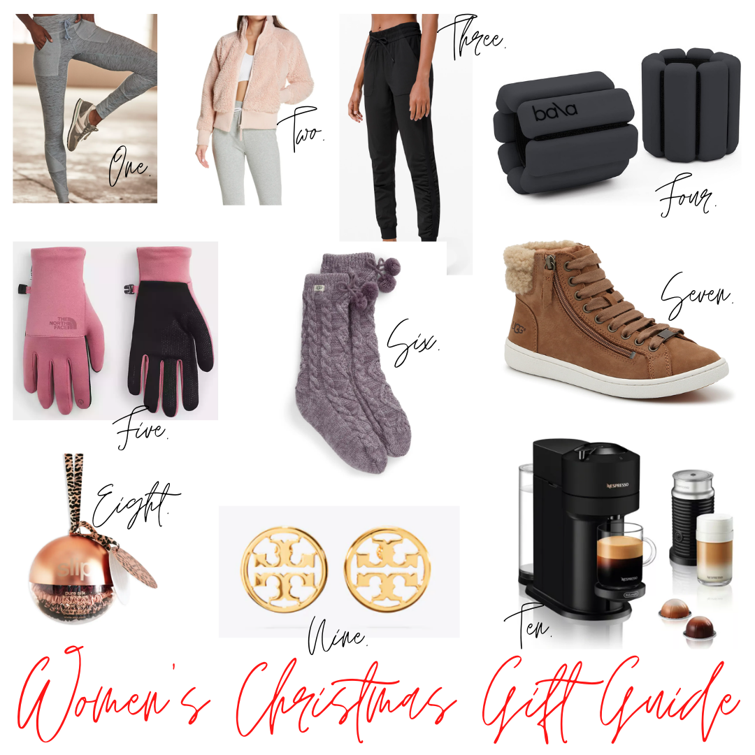 Women's Christmas Gift Guide