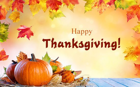happy thanksgiving day usa