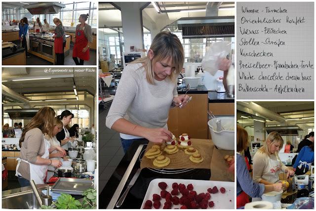Experimente aus meiner Küche: Blogger-Buchreise bei Dr. Oetker