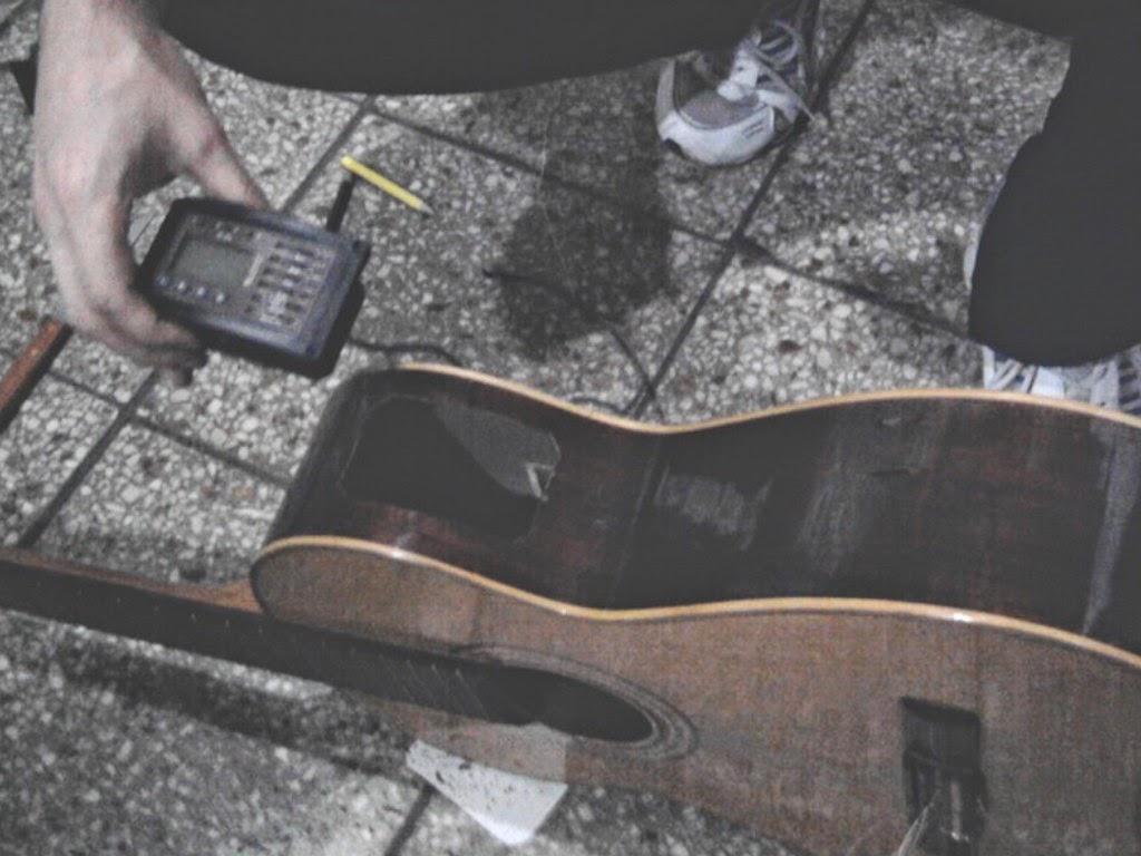 micrófono para guitarra criolla, española o acústica, tutorial