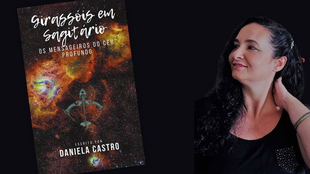 Inquietante crença nos mensageiros do céu é o fio condutor que liga as histórias de uma família pela obra da escritora santista e publicitária Daniela Castro