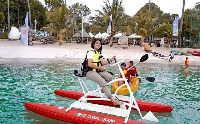 @zenia.puspita - Explore Batam Digital Kepri Coral Promotion Society