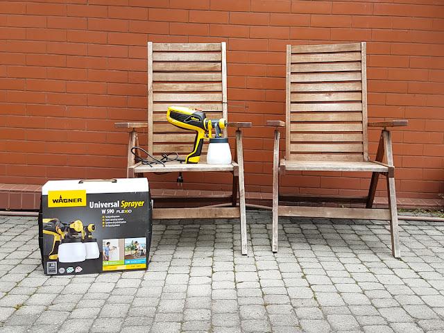 krzesła ogrodowe do renowacji