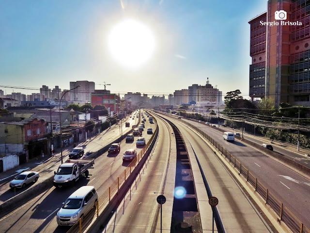 Vista de trecho da Avenida do Estado - Cambuci - São Paulo