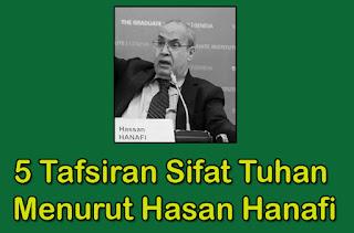 Sifat Tuhan Menurut Hasan Hanafi