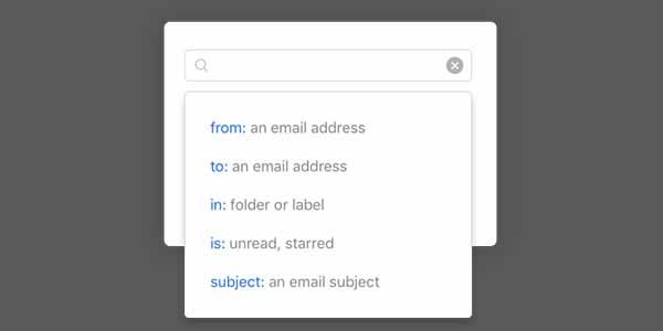 Advance Search Flockmail Rumah Web