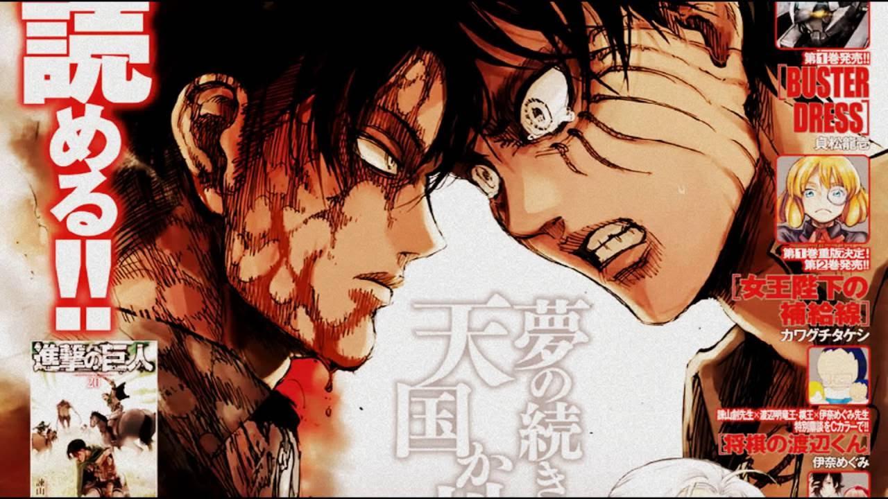 Kapan manga shingeki no kyojin tamat?