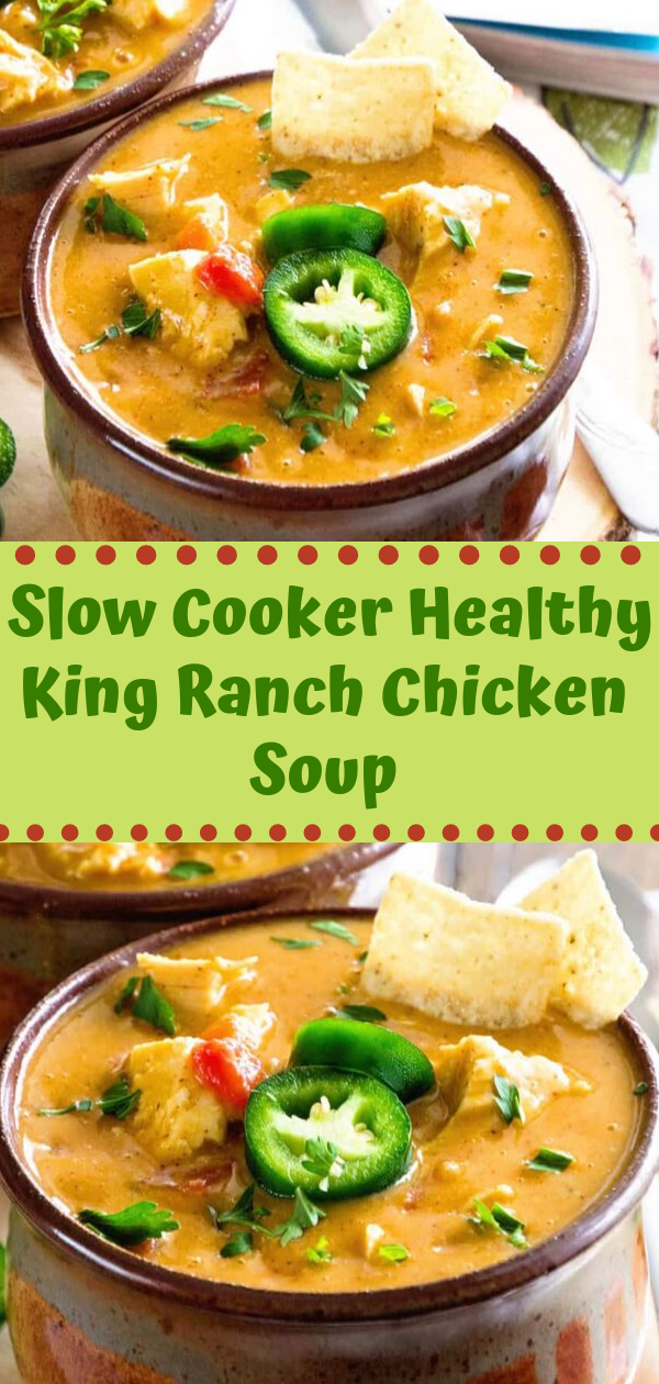 Healthy Recipes | Slow Cooker Healthy King Ranch Chicken Soup, Healthy Recipes For Weight Loss, Healthy Recipes Easy, Healthy Recipes Dinner, Healthy Recipes Pasta, Healthy Recipes On A Budget, Healthy Recipes Breakfast, Healthy Recipes For Picky Eaters, Healthy Recipes Desserts, Healthy Recipes Clean, Healthy Recipes Snacks, Healthy Recipes Low Carb, Healthy Recipes Meal Prep, Healthy Recipes Vegetarian, Healthy Recipes Lunch, Healthy Recipes For Kids, Healthy Recipes Crock Pot, Healthy Recipes Videos, Healthy Recipes Weightloss, Healthy Recipes Chicken, Healthy Recipes Heart, Healthy Recipes For One, Healthy Recipes For Diabetics, Healthy Recipes Smoothies, Healthy Recipes For Two, Healthy Recipes Simple, Healthy Recipes For Teens, Healthy Recipes Protein, Healthy Recipes Vegan, Healthy Recipes For Family, Healthy Recipes Salad, Healthy Recipes Cheap, Healthy Recipes Shrimp, Healthy Recipes Paleo, Healthy Recipes Delicious, Healthy Recipes Gluten Free, Healthy Recipes Steak, Healthy Recipes For School, Healthy Recipes Slimming World, Healthy Recipes Fitness, Healthy Recipes Baking, Healthy Recipes Sweet, Healthy Recipes Indian, Healthy Recipes Summer, Healthy Recipes Vegetables, Healthy Recipes Diet, Healthy Recipes No Meat, Healthy Recipes Asian, Healthy Recipes On The Go, Healthy Recipes Fast, Healthy Recipes Ground Turkey, Healthy Recipes Rice, Healthy Recipes Mexican, Healthy Recipes Fruit, Healthy Recipes Tuna, Healthy Recipes Sides, Healthy Recipes Zucchini, Healthy Recipes Broccoli, Healthy Recipes Spinach,  #healthyrecipes #recipes #food #appetizers #dinner #slowcooker #chicken #soup