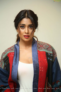 Shriya Saran Stills at Raja Varu Rani Garu Song Launch