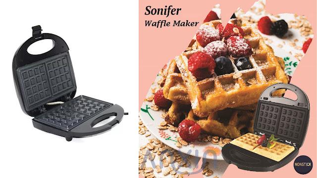 Waffles Maker 2-Non-Stick