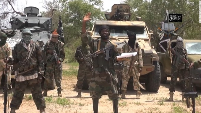 Boko Haram claims abduction of hundreds of Nigerian school boys