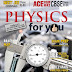 Physics For You — January 2018