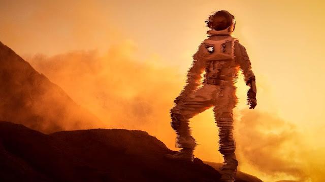 El cuerpo humano es frágil para llegar a Marte