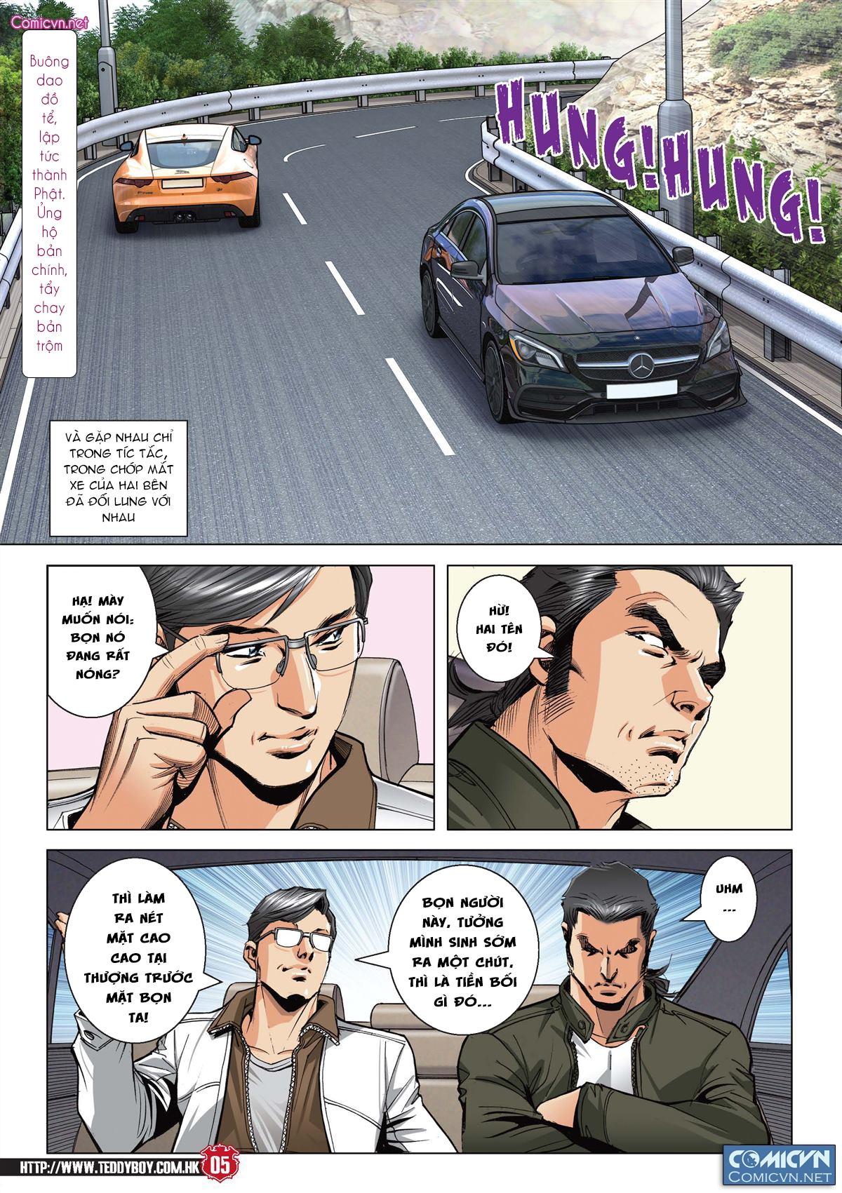 Người Trong Giang Hồ chapter 2127: thế đạo bất công trang 5
