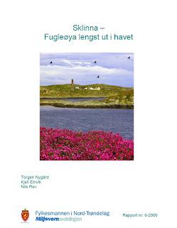 Sklinna - Fugleøya lengst ut i havet