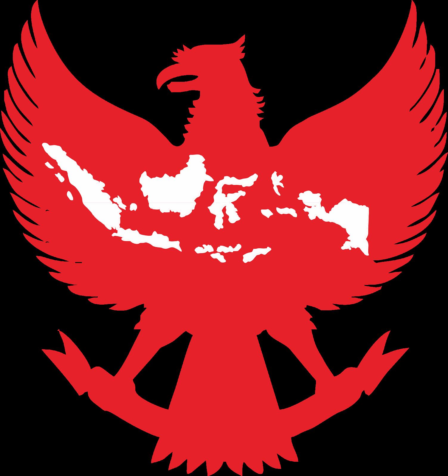 Vektor Garuda Pancasila HD Download   DODO GRAFIS