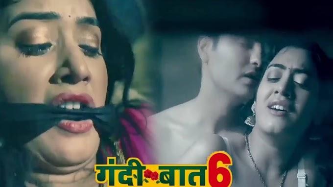 Anjali Mukherjee, Zoya Khan sexy scene - Gandi Baat s06ep02 (2021) HD 720p