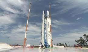South Korean rocket launch