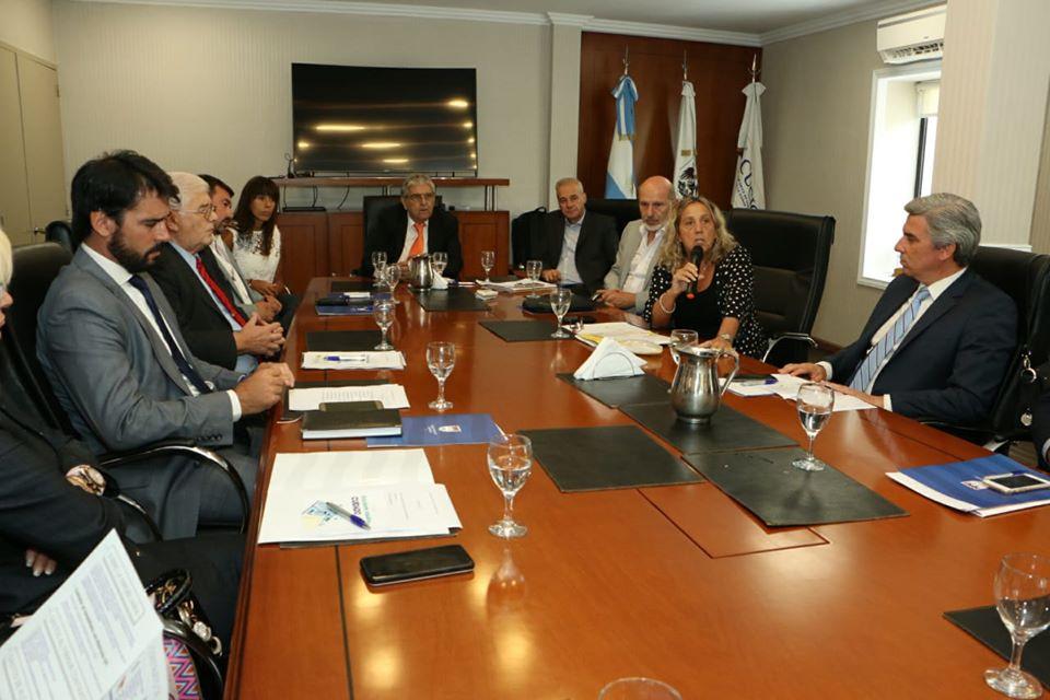 Encuentro trimestral del COFECI con fuertes críticas al Gobierno Nacional