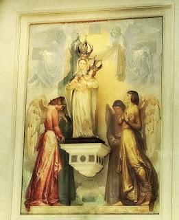 Painel de Aldo Locatelli na Catedral Metropolitana de Porto Alegre