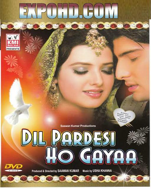 Dil Pardesi Ho Gaya 2003 Full Movie Download 720p | HDRip x265 [Watch]